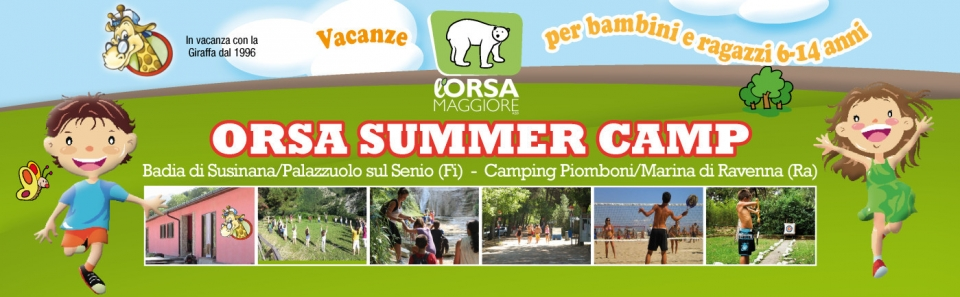 Orsa Summer Camp2018